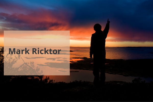 Mark Ricktor Authentic self