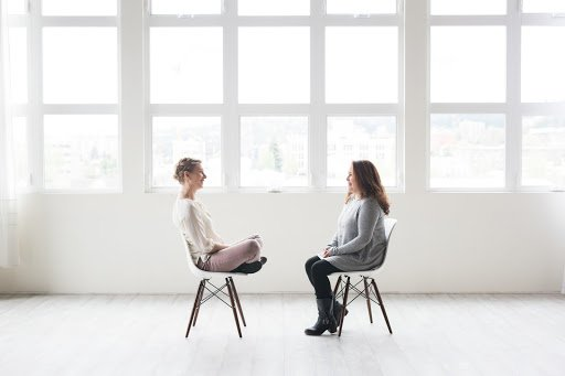 meeting with connection