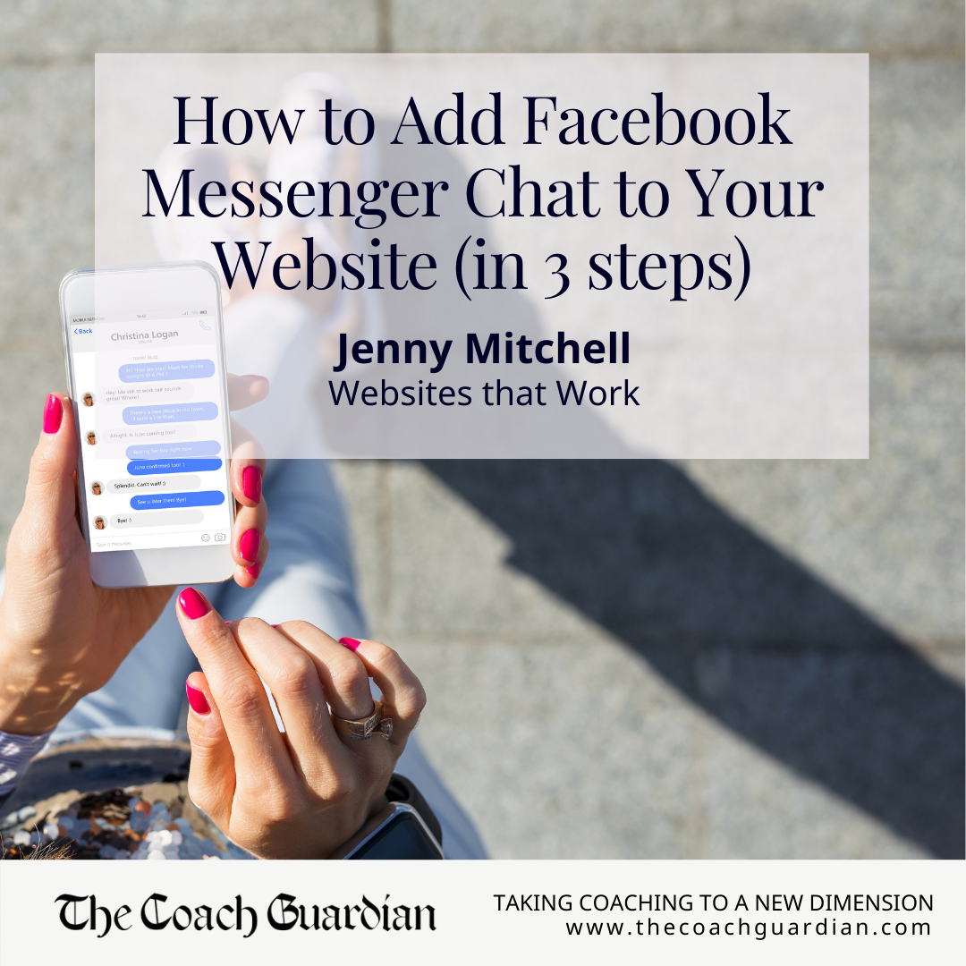 how to add fb messenger